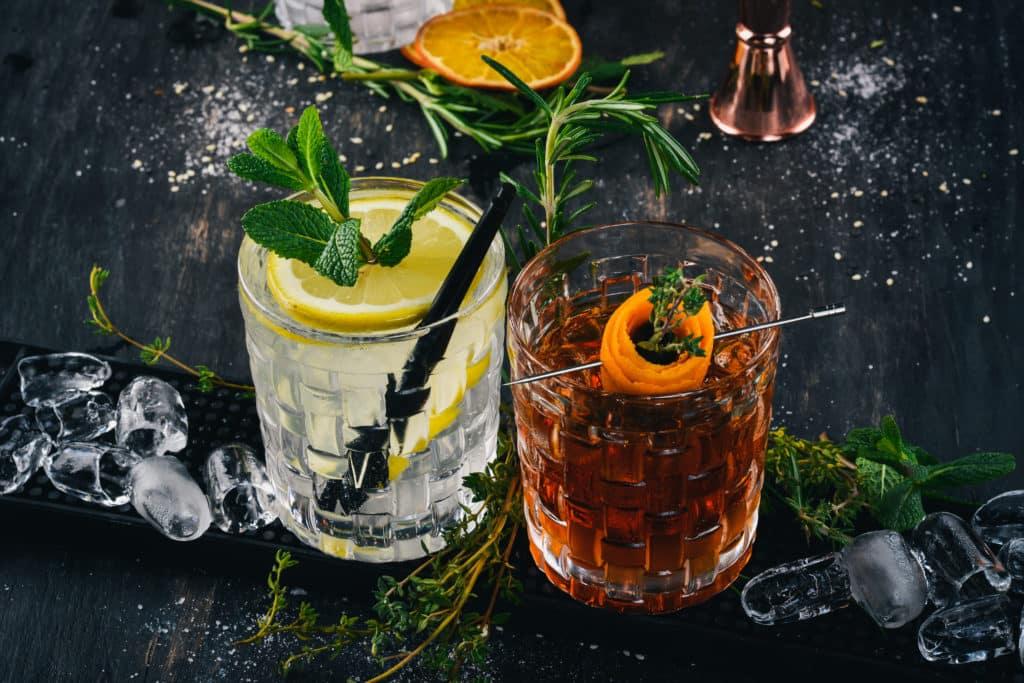 manchester drinks